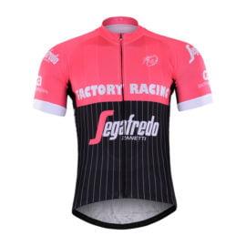 Cyklistický dres Trek-Segafredo 2017 Rose