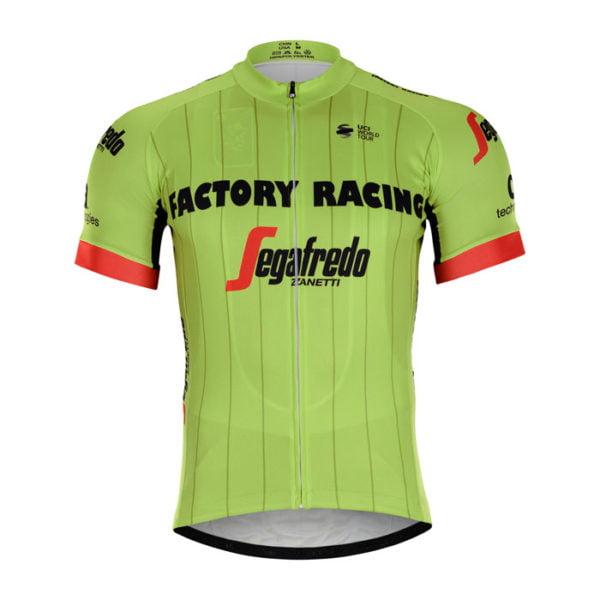 Cyklistický dres Trek-Segafredo 2018