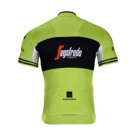 Cyklodres Trek-Segafredo 2019 zadní strana