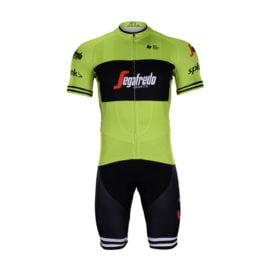 Cyklistický dres a kalhoty Trek-Segafredo 2019