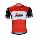 Cyklistický dres Trek-Segafredo 2019 Red