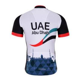 Cyklodres UAE Team Emirates 2017 zadní strana