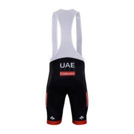 Cyklokalhoty UAE Team Emirates 2018 zadní strana