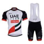 Cyklistický dres a kalhoty UAE Team Emirates 2018