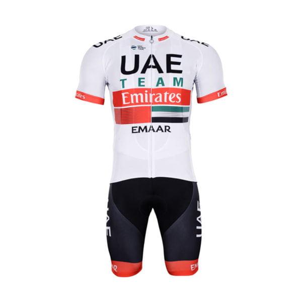 Cyklistický dres a kalhoty UAE Team Emirates 2019