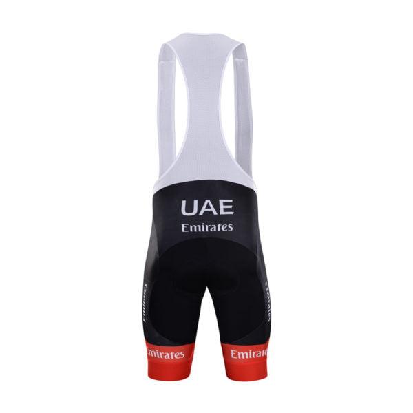 Cyklokalhoty UAE Team Emirates 2020 zadní strana