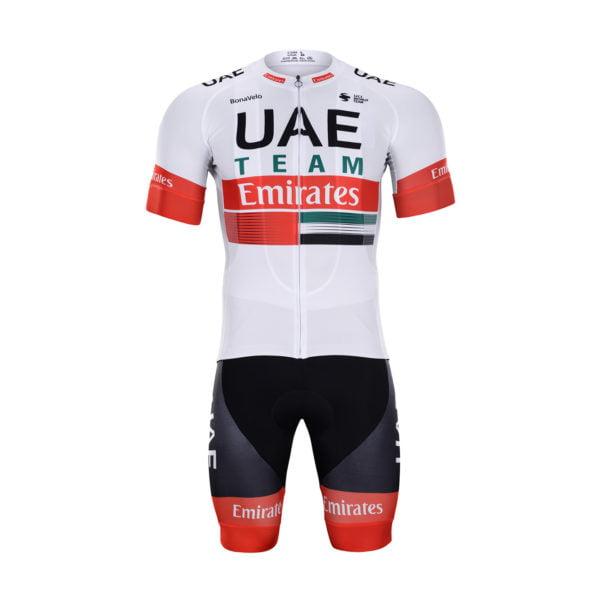 Cyklistický dres a kalhoty UAE Team Emirates 2020