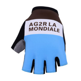 Cyklistické rukavice AG2R La Mondiale 2019