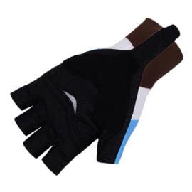 Cyklistické rukavice AG2R La Mondiale 2020 dlaň
