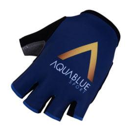 Cyklistické rukavice Aqua Blue 2018