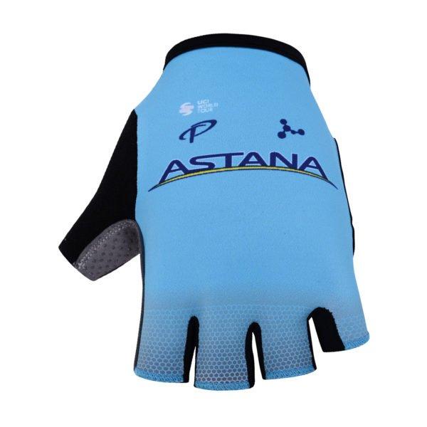 Cyklistické rukavice Astana  2019