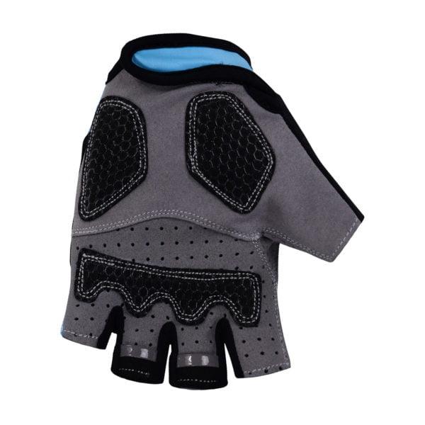 Cyklistické rukavice Astana  2019 dlaň