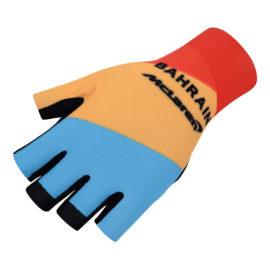 Cyklistické rukavice Bahrain McLaren 2020
