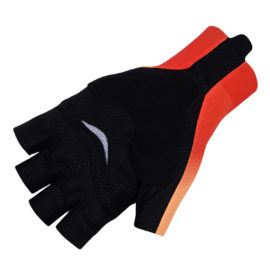 Cyklistické rukavice Bahrain McLaren 2020 dlaň