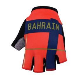 Cyklistické rukavice Bahrain-Merida 2019