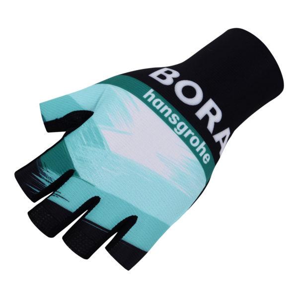 Cyklistické rukavice Bora-Hansgrohe 2020