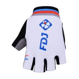 Cyklistické rukavice FDJ 2019