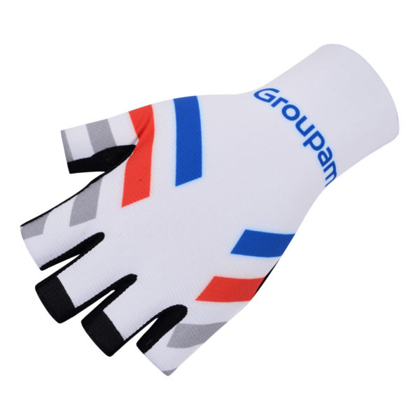 Cyklistické rukavice FDJ  2020
