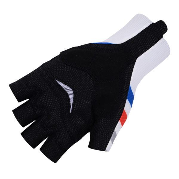 Cyklistické rukavice FDJ  2020 dlaň
