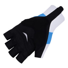 Cyklistické rukavice Israel Cycling Academy 2020 dlaň