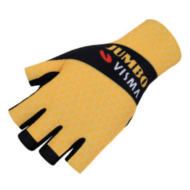 Cyklistické rukavice Lotto-Jumbo Visma 2020