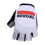 Cyklistické rukavice Lotto-Soudal 2019