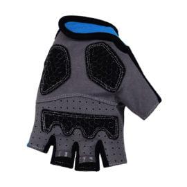 Cyklistické rukavice Movistar 2019 dlaň