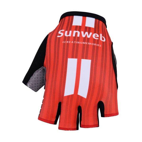 Cyklistické rukavice Sunweb 2019