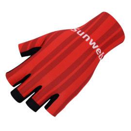 Cyklistické rukavice Sunweb 2020