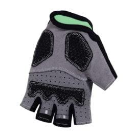 Cyklistické rukavice Tour de France zelené 2019 dlaň