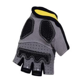 Cyklistické rukavice Tour de France žluté 2019 dlaň