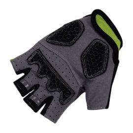 Cyklistické rukavice Trek-Segafredo 2018 dlaň