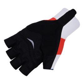 Cyklistické rukavice Trek-Segafredo 2020 dlaň