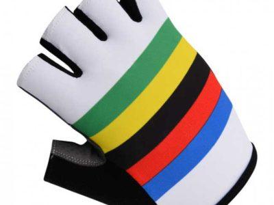 Cyklistické rukavice UCI  2017