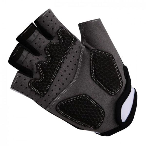 Cyklistické rukavice UCI 2017 dlaň