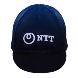 Cyklistická čepice s kšiltem NTT 2020
