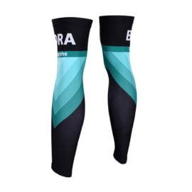 Cyklistické návleky na nohy Bora-Hansgrohe 2019 zadní strana