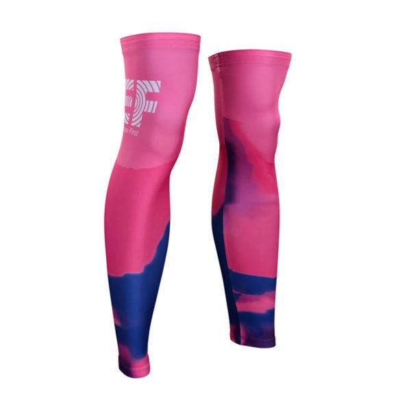 Cyklistické návleky na nohy Cannondale-Drapac 2019
