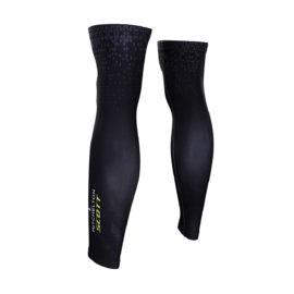 Cyklistické návleky na nohy Mitchelton-Scott 2020  zadní strana