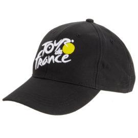 Kšiltovka Tour de France černá