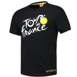 Triko Tour de France černé
