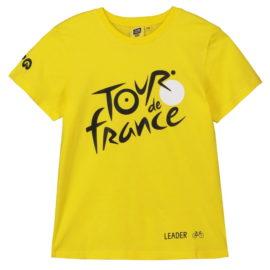 Triko Tour de France dětské žluté