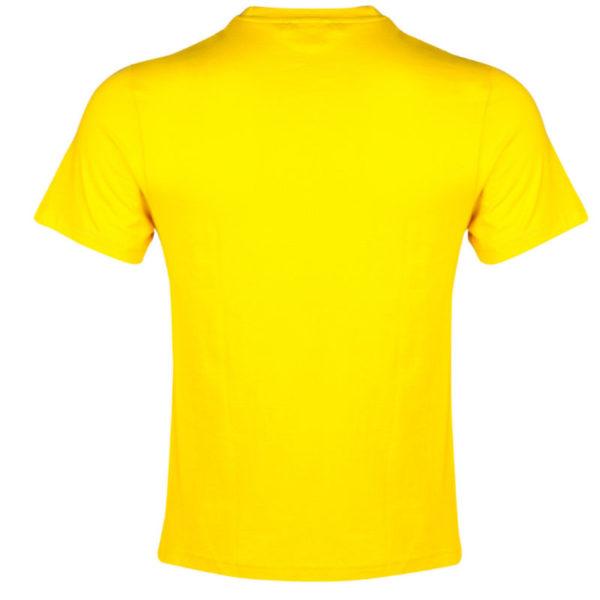 Triko Tour de France žluté záda