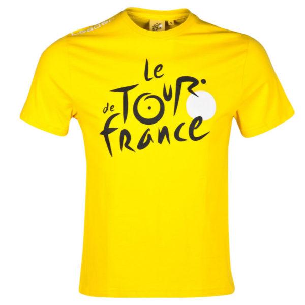 Triko Tour de France žluté