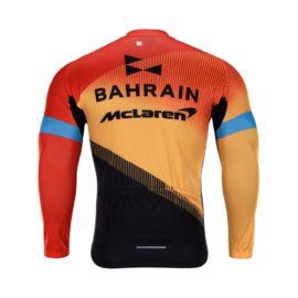 Cyklobunda zimní Bahrain McLaren 2020 zadní strana