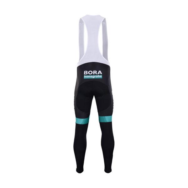 Zimní kalhoty na kolo Bora-Hansgrohe 2020  zadní strana