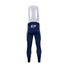 Zimní kalhoty na kolo EF Education First 2020 zadní strana
