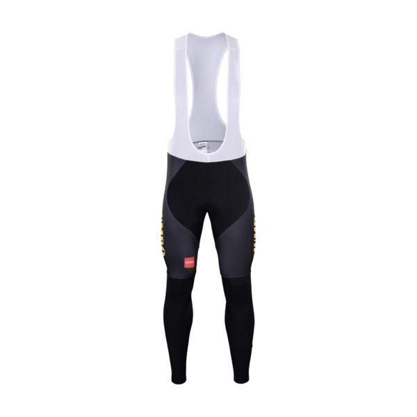 Zimní cyklistické kalhoty Lotto-Jumbo 2020 Visma