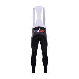 Zimní kalhoty na kolo Mitchelton-Scott 2020 zadní strana