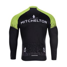 Cyklobunda zimní Mitchelton-Scott 2020 zadní strana